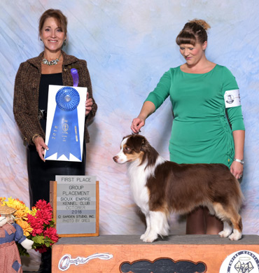 Epic earns Group 1 at Sioux Empire Kennel Club