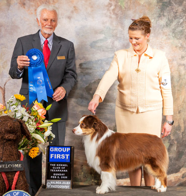 Epic earns Group 1 at The Kennel Club of Texarkana